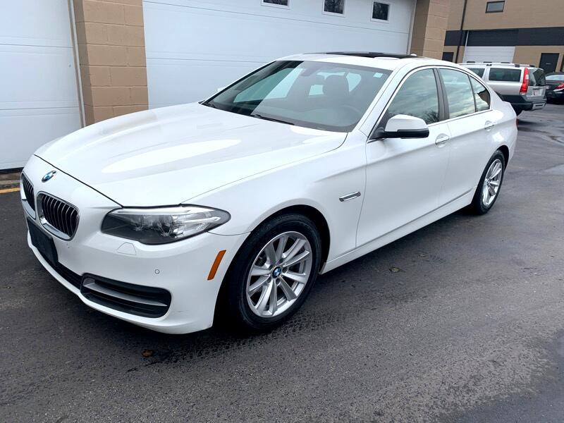 BMW 528XI  2014