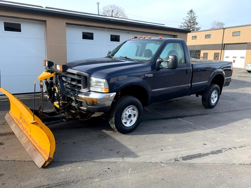 Ford F-250 SD XLT 4WD 2004