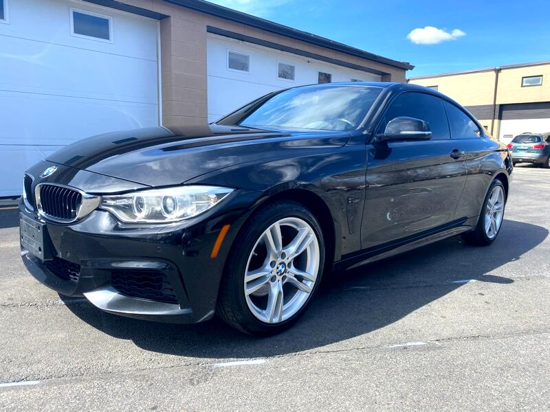 BMW 4-Series 428i xDrive SULEV Coupe 2015
