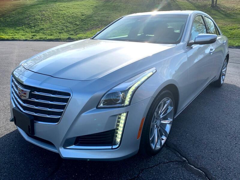 Cadillac CTS 2.0L Turbo Luxury AWD 2017