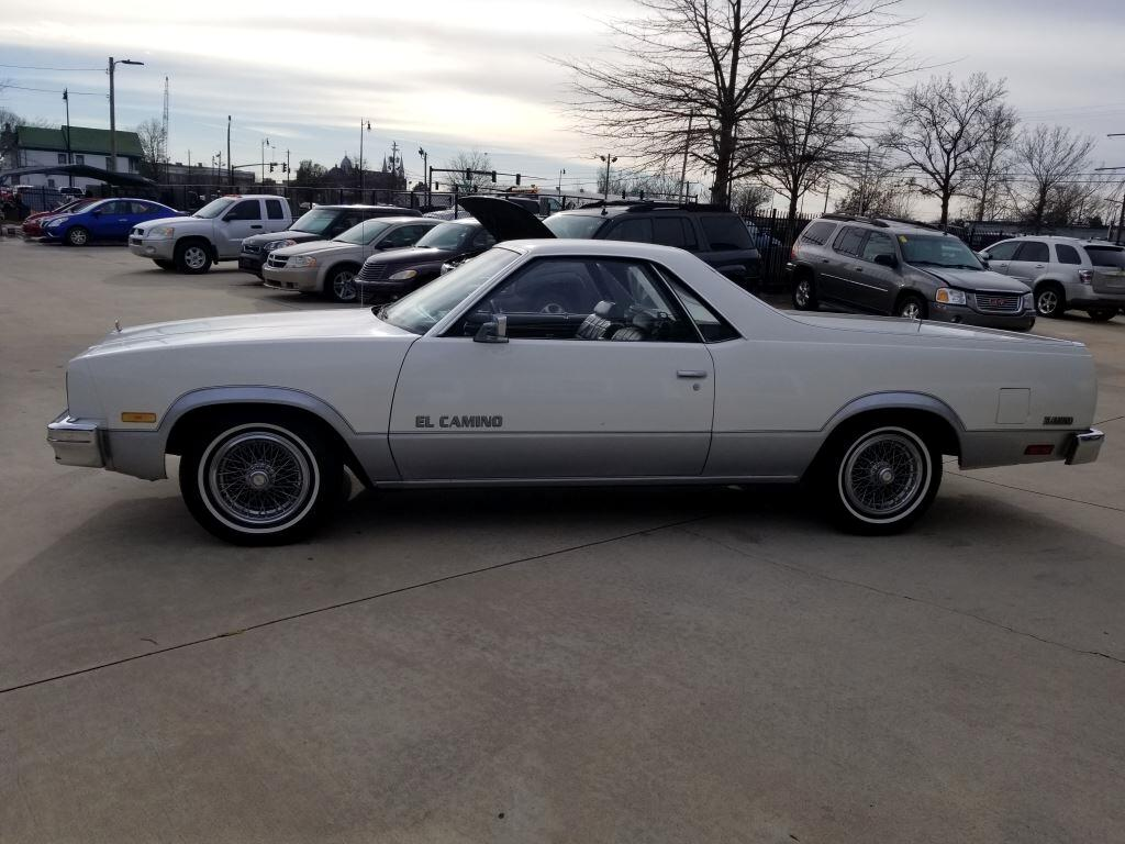 1985 Chevrolet El Camino Base