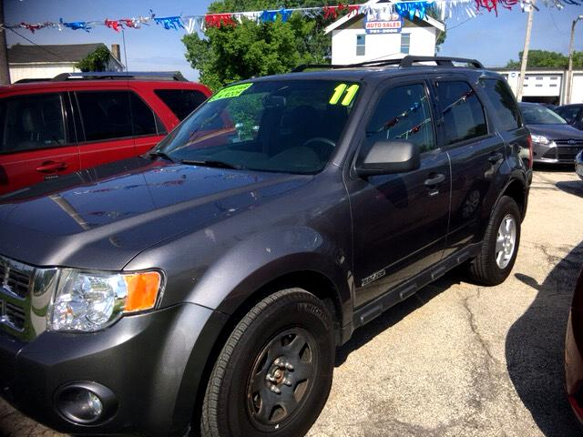 2011 Ford Escape XLT 4WD
