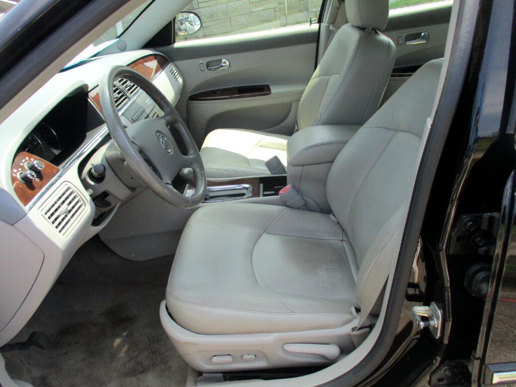 2008 Buick LaCrosse 4dr Sdn CXL