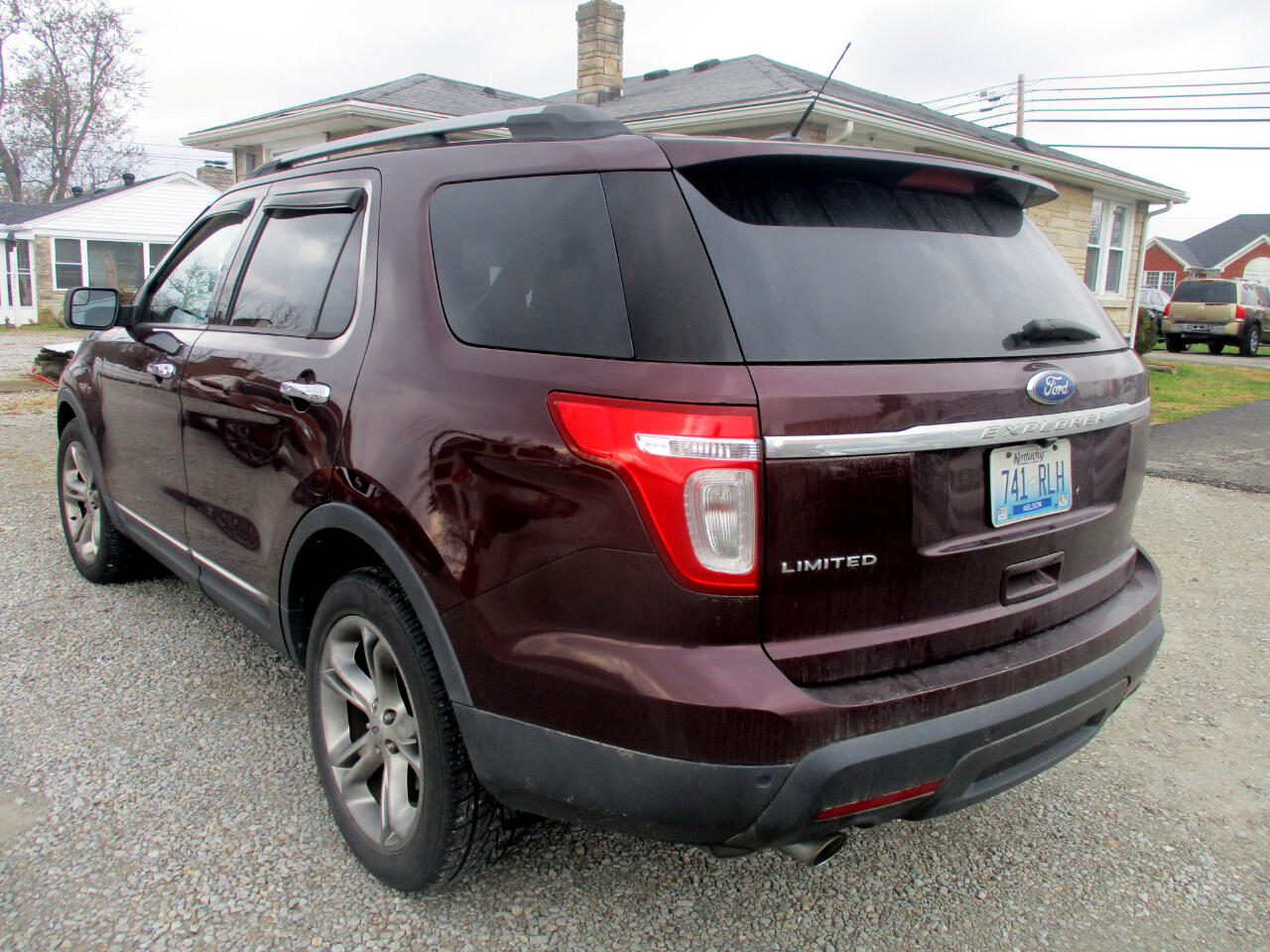 2011 Ford Explorer FWD 4dr Limited