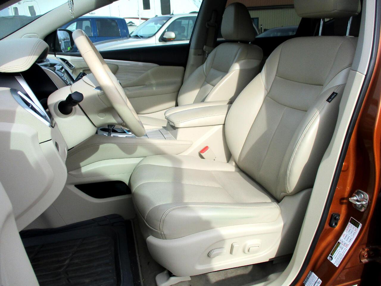 2015 Nissan Murano AWD 4dr SL