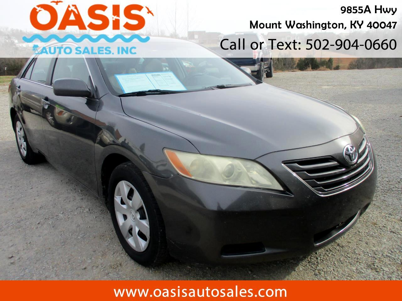 2007 Toyota Camry 4dr Sdn I4 Auto LE (Natl)