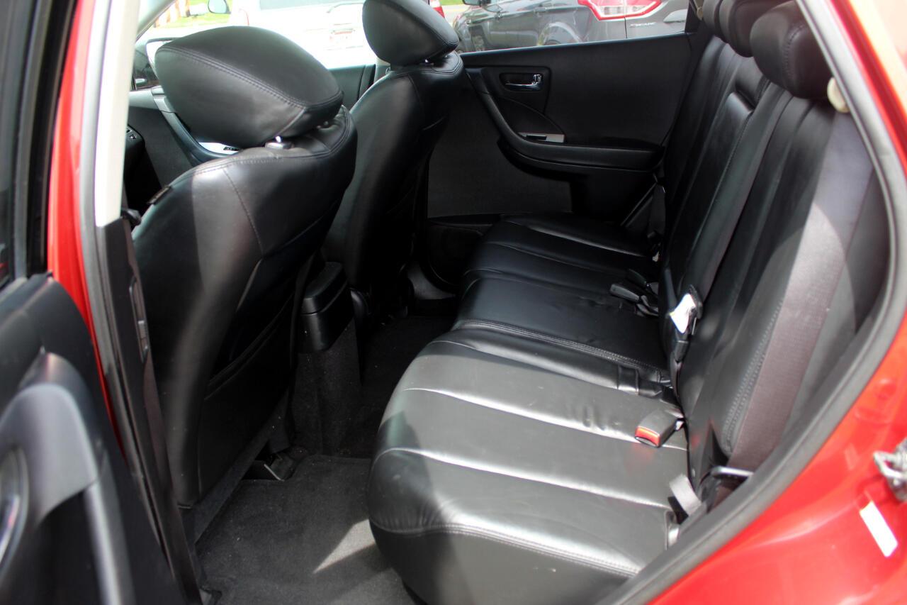 2007 Nissan Murano AWD 4dr SE