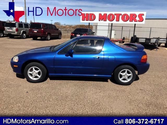1994 Honda Civic del Sol S