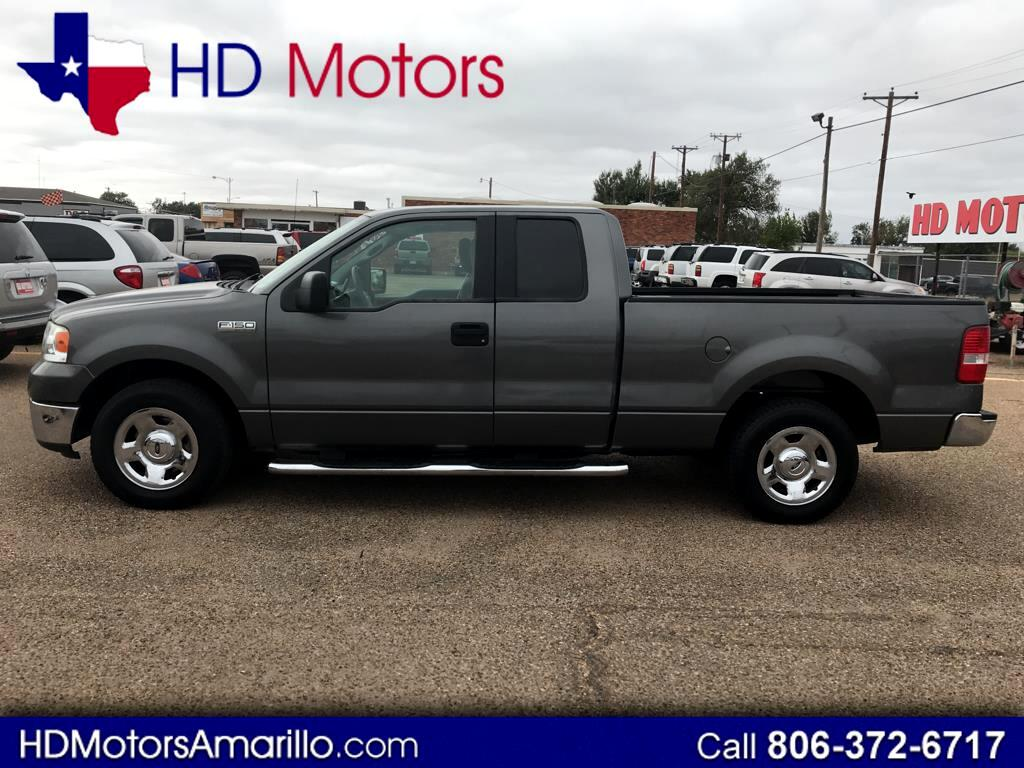 "2006 Ford F-150 Supercab 133"" STX"