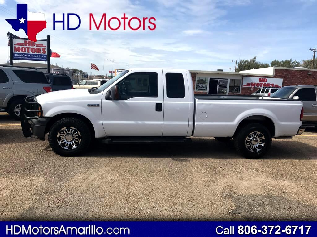 "2006 Ford Super Duty F-250 Supercab 142"" XL"
