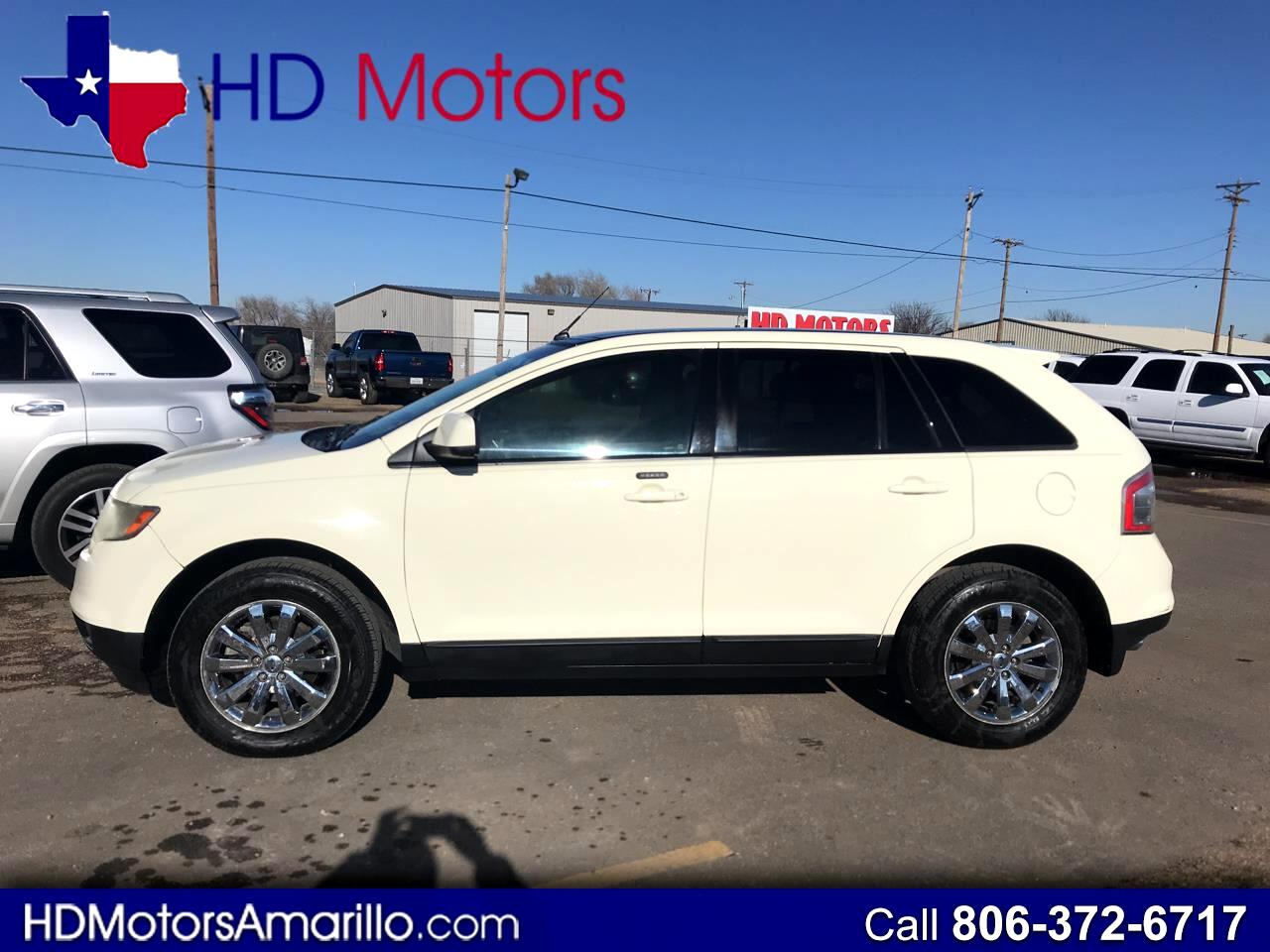 2007 Ford Edge AWD 4dr SEL