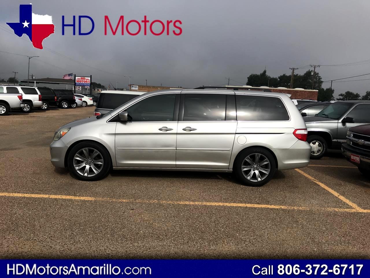 2007 Honda Odyssey 5dr Touring w/RES