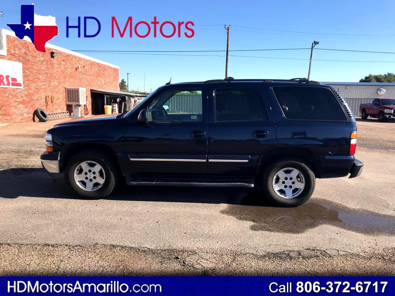 2005 Chevrolet Tahoe 4dr 1500 LT