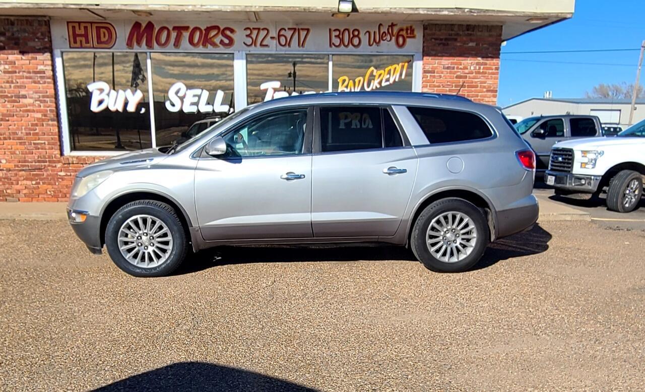 Buick Enclave FWD 4dr CXL 2008