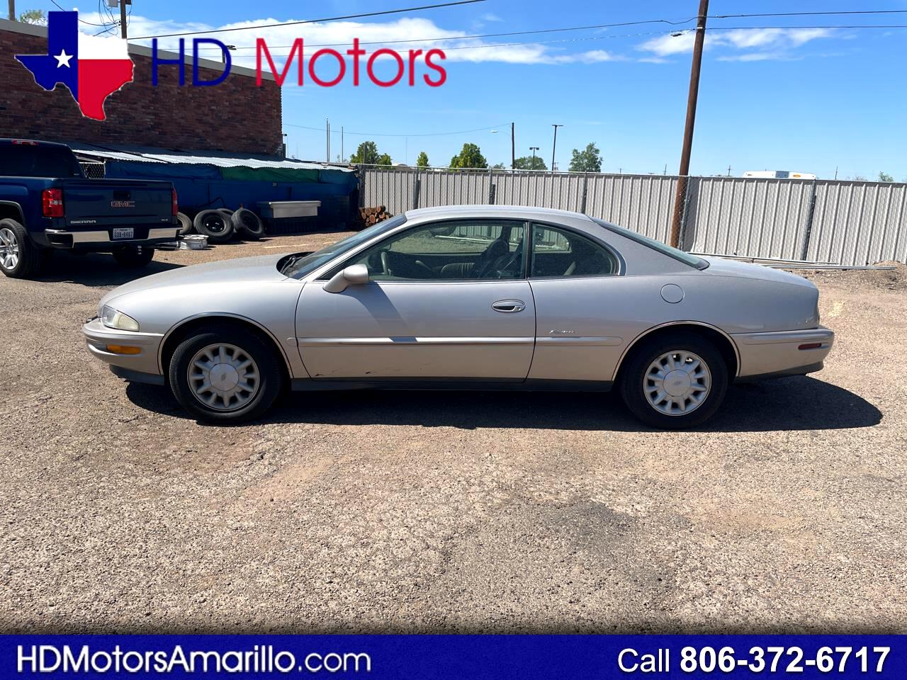 Buick Riviera 2dr Cpe 1996