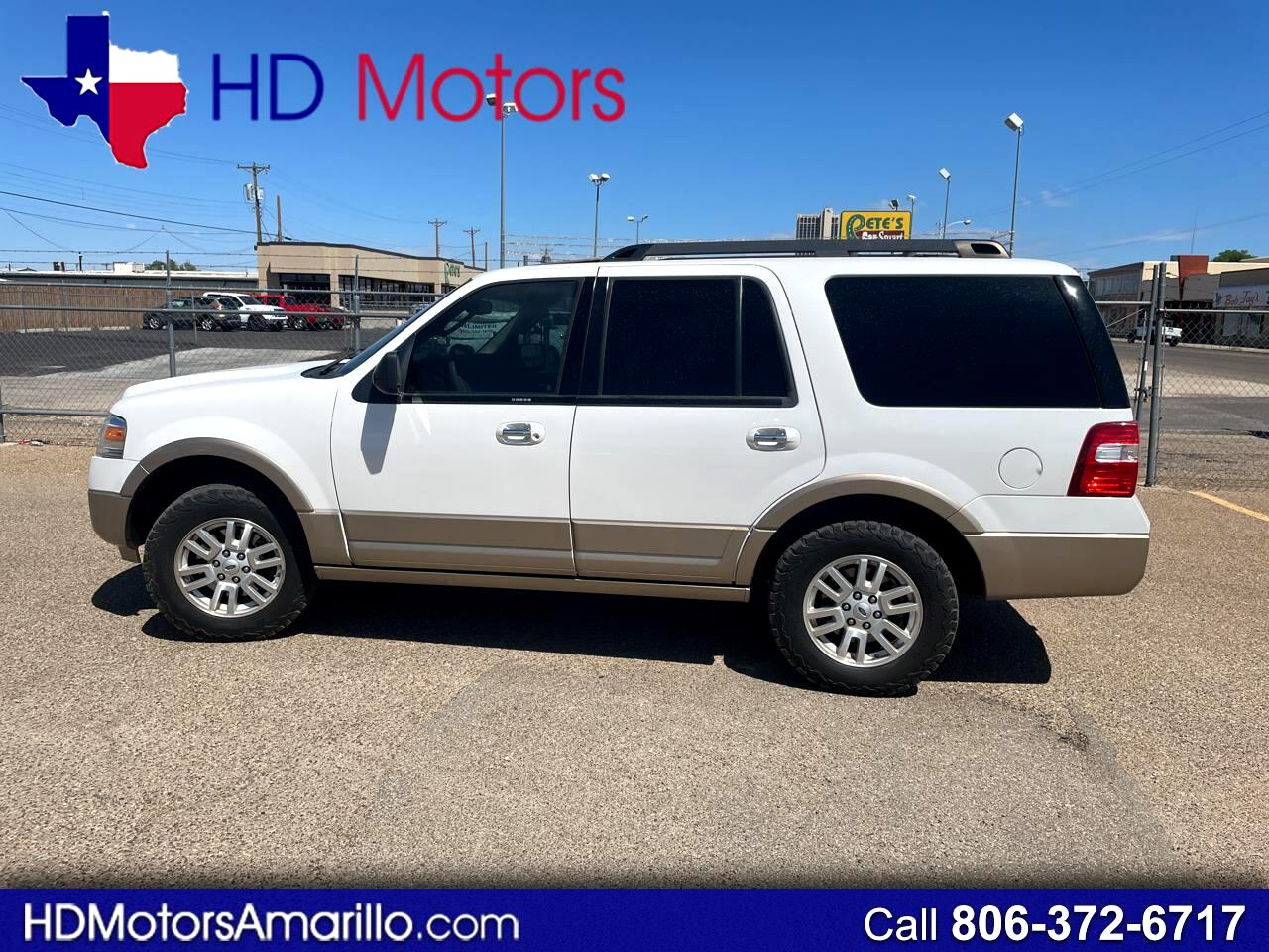 Ford Expedition 2WD 4dr King Ranch 2013