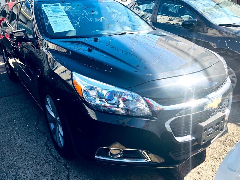 2015 Chevrolet Malibu 2LT