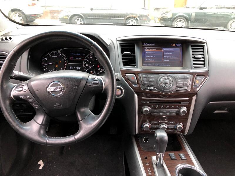2014 Nissan Pathfinder SL 4WD