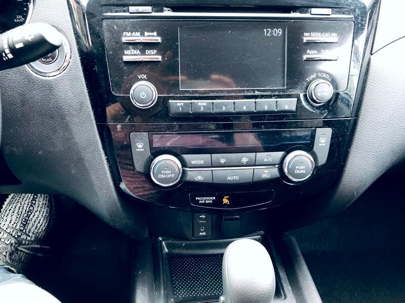 Nissan Rogue SL AWD 2016