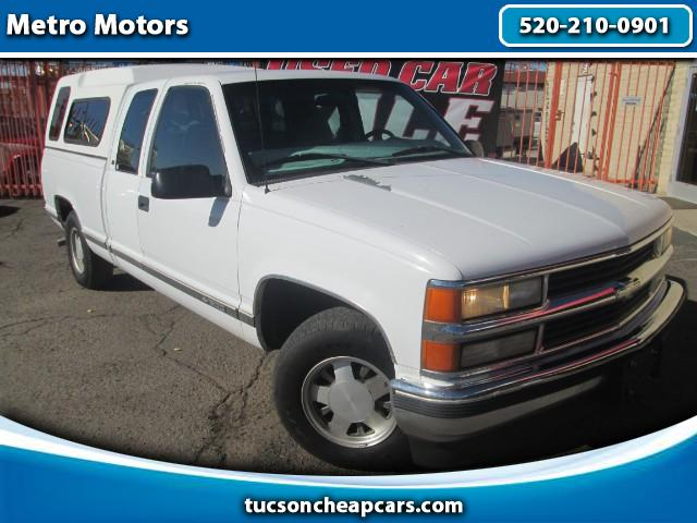 1998 Chevrolet C/K 1500 Ext. Cab 6.5-ft. Bed 2WD