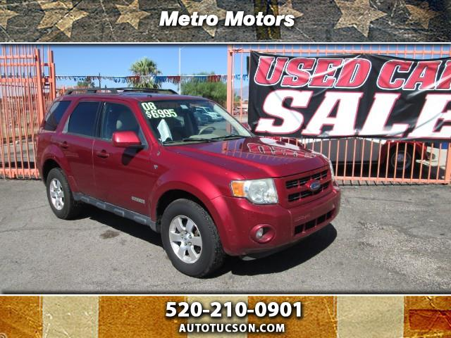 2008 Ford Escape Limited 2WD