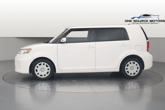 2015 Scion xB 5-Door Wagon 4-Spd AT