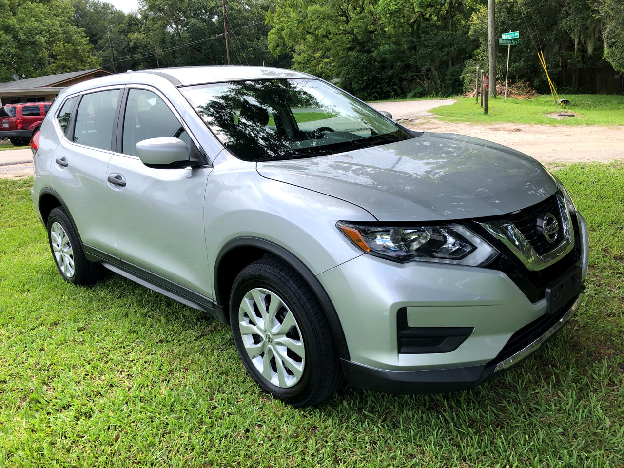 2017 Nissan Rogue AWD S