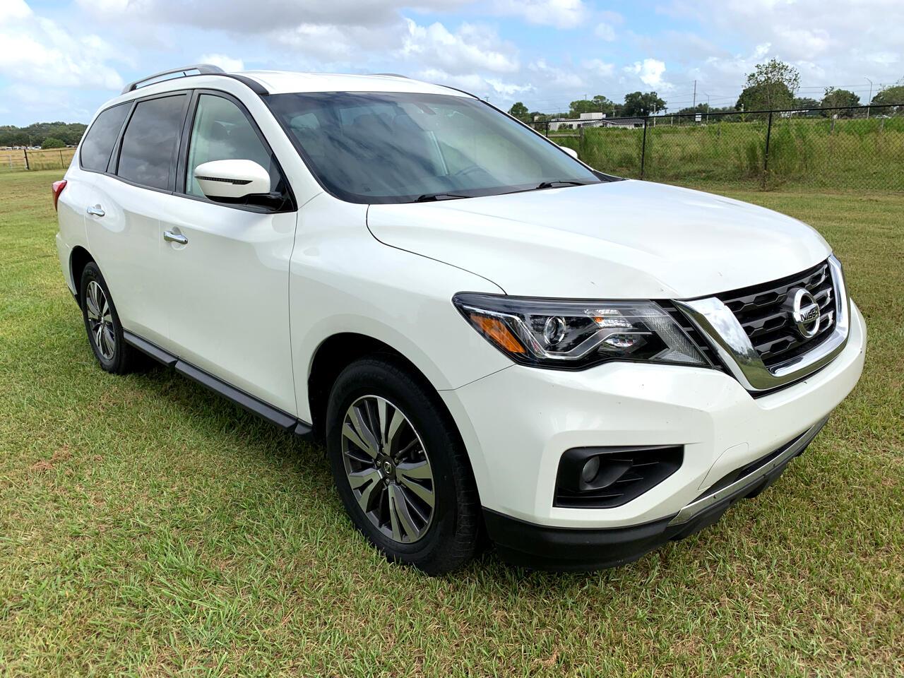 2017 Nissan Pathfinder 4x4 SV