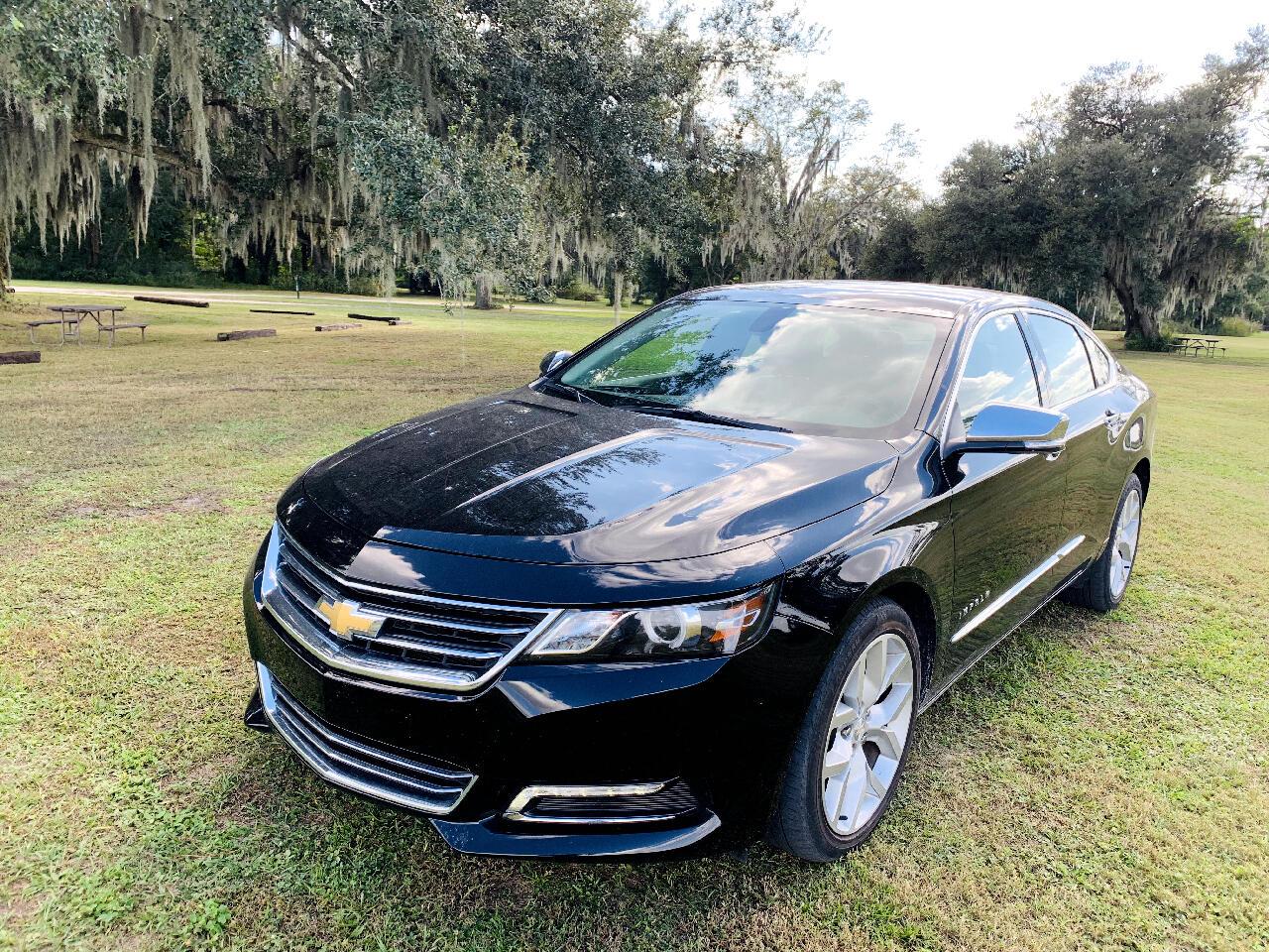 Chevrolet Impala 4dr Sdn Premier w/2LZ 2018