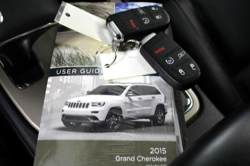 2015 Jeep Grand Cherokee Limited 4WD