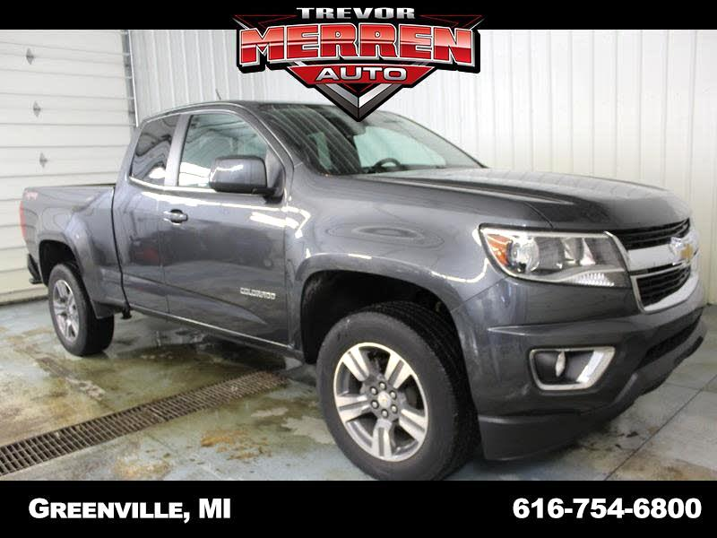 2016 Chevrolet Colorado LT Ext. Cab 4WD