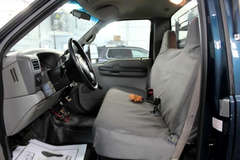 1999 Ford F-450 SD Regular Cab 2WD DRW