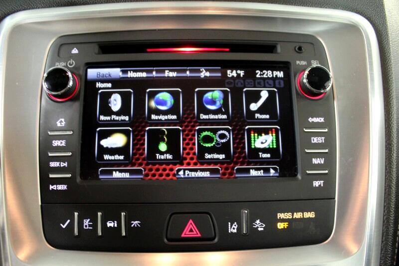 2016 GMC Acadia SLT-1 FWD