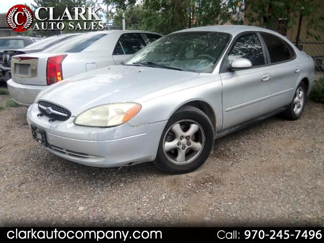 2001 Ford Taurus 4dr Sdn SES