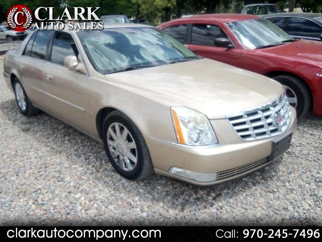 2006 Cadillac DTS 4dr Sdn w/1SD