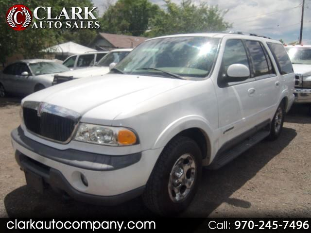 1998 Lincoln Navigator 4dr 4WD