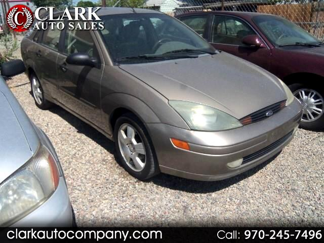 2004 Ford Focus 4dr Sdn ZTS