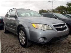 2008 Subaru Outback (Natl)