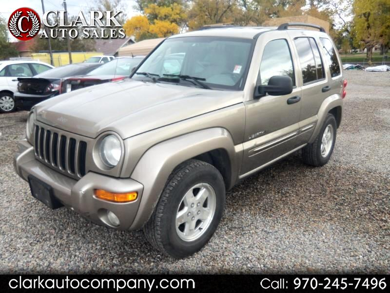 Used 2003 Jeep Liberty for Sale in Grand Junction, CO 81501 Clark Auto Company
