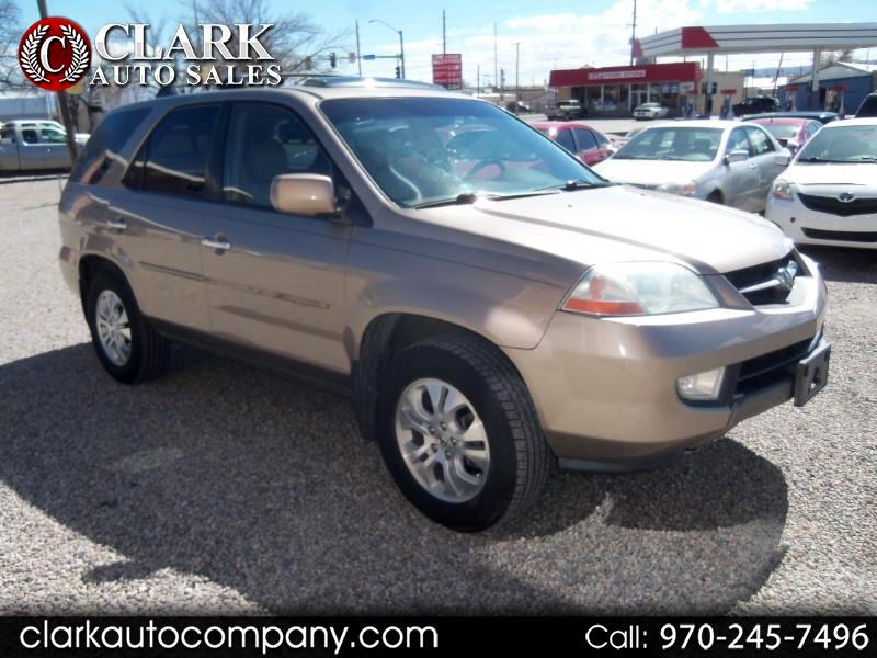 2003 Acura MDX 4dr SUV Touring Pkg RES