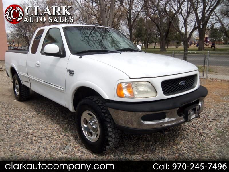 1998 Ford F-150 Supercab 139