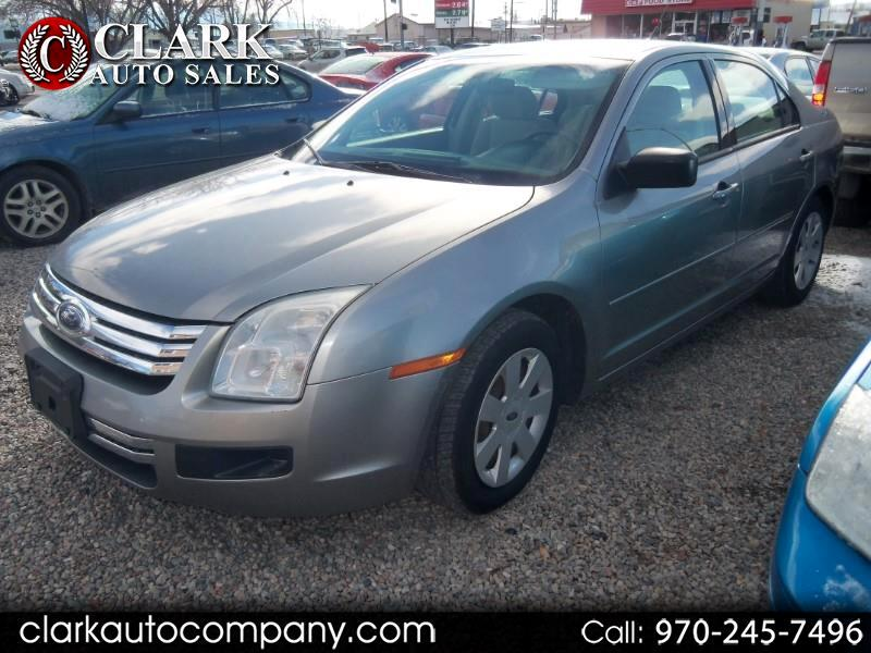 2008 Ford Fusion 4dr Sdn I4 S FWD