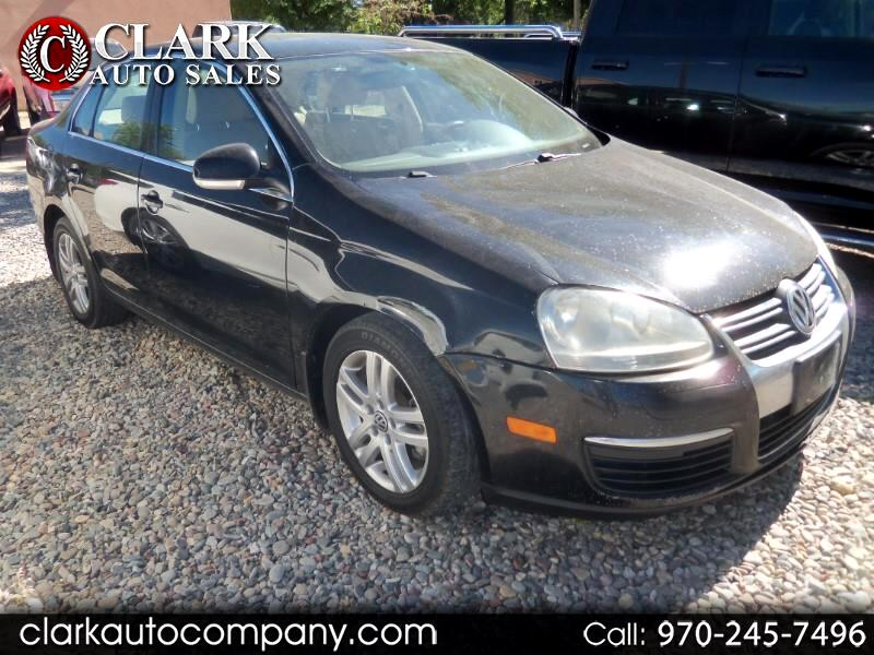 2006 Volkswagen Jetta Sedan 4dr 1.9L TDI Manual