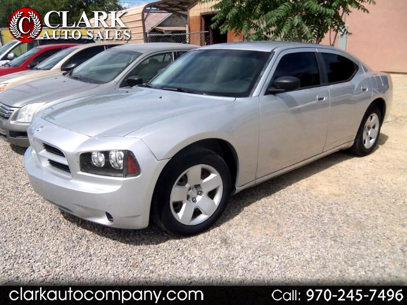 2008 Dodge Charger 4dr Sdn RWD