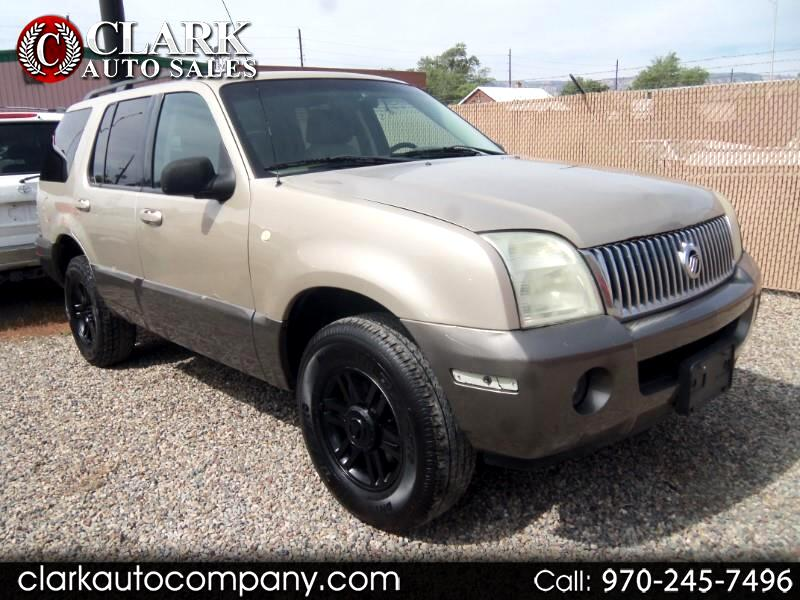 2004 Mercury Mountaineer 4dr 114