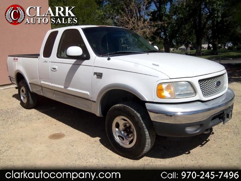 "Ford F-150 Supercab 139"" 4WD Lariat 1999"