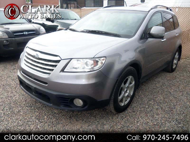 2008 Subaru Tribeca (Natl) 4dr 7-Pass Ltd w/DVD/Nav