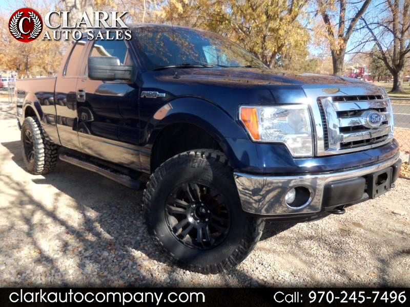 "Ford F-150 4WD SuperCab 145"" Lariat 2011"