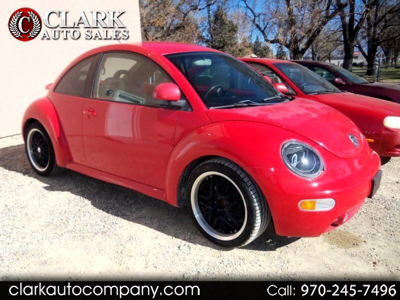 Volkswagen New Beetle 2dr Cpe Manual 1998