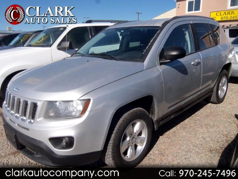 Jeep Compass FWD 4dr Altitude 2014